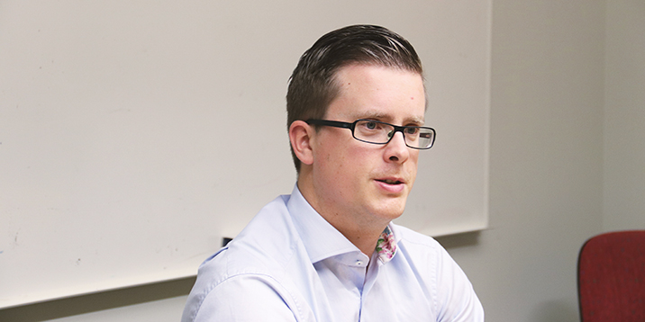 Carl Calle Söderberg rättsläkare och forskare vid Rättsmedicinalverket