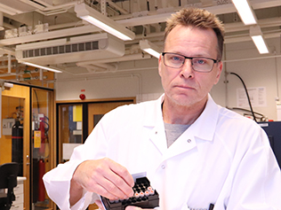 daniel lindstedt-biolog på laboratorieenheten linköping