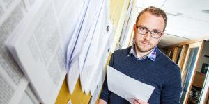 Andreas, rättsgenetiker och molekylärbiolog.