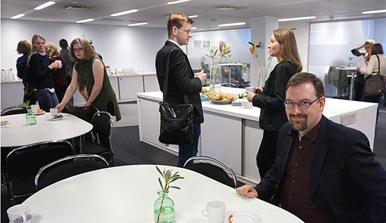 Henrik Green, forskningsstrateg vid RG/RK i Linköping och ordförande i Strategiområde forensiska vetenskaper.