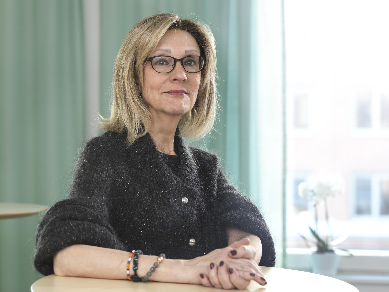Marianne Kristiansson, professor och överläkare i rättspsykiatri, expert på våldsbejakande extremism.
