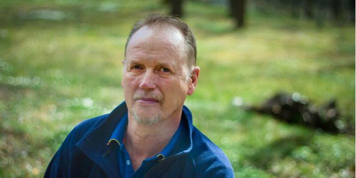 Michael Lindroth arbetar som omvårdnadspersonal på den rättspsykiatriska undersökningsenheten i Göteborg.