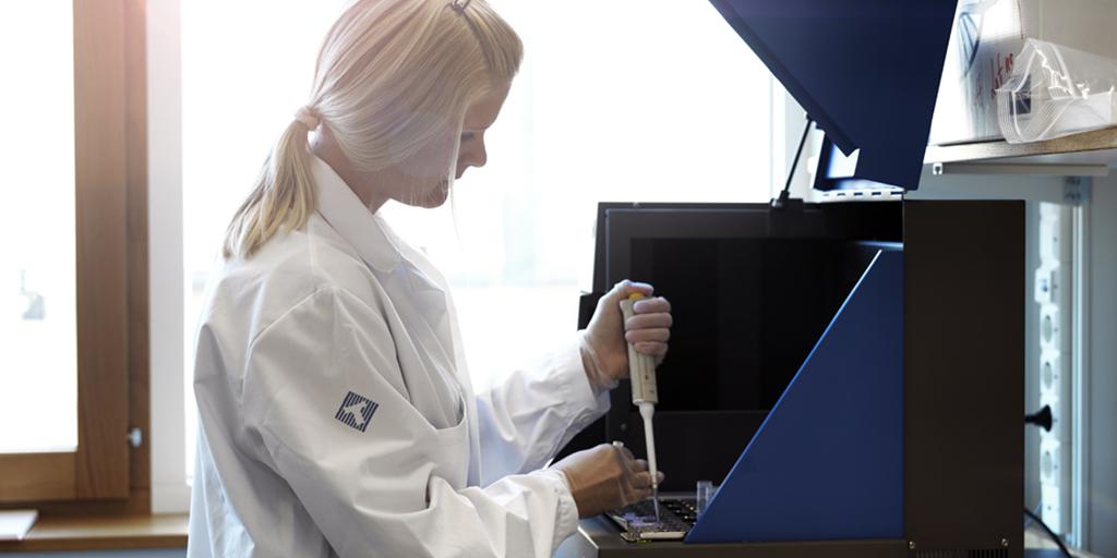 Rättsgenetiska laboratoriet