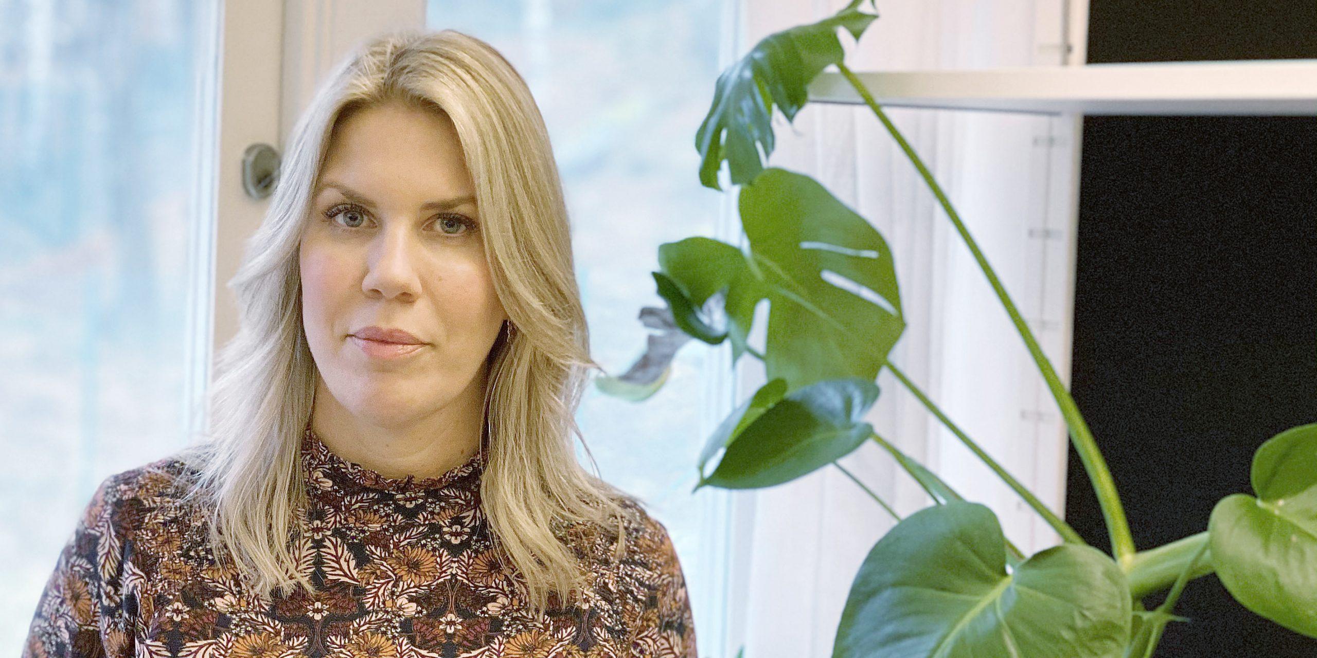 Sara Öster, ST-läkare på rättspsykiatrin i Göteborg