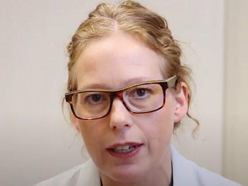 Johanna Loisel, rättsläkare och enhetschef vid rättsmedicin i Umeå.