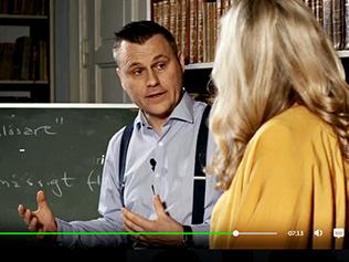 Niklas Långström analyserar i SVT:s Veckans brott.