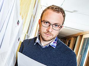 rmv-rättsgenetik-Andreas Tillmar-docent i rättsgenetik vid Rättsmedicinalverket