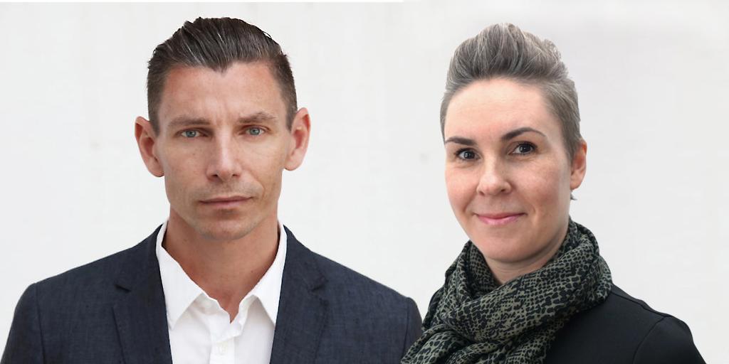rmv-rättsmedicin-Rättsläkarna Elias Palm och Gisela Pettersson