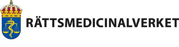 Rättsmedicinalverkets logotyp